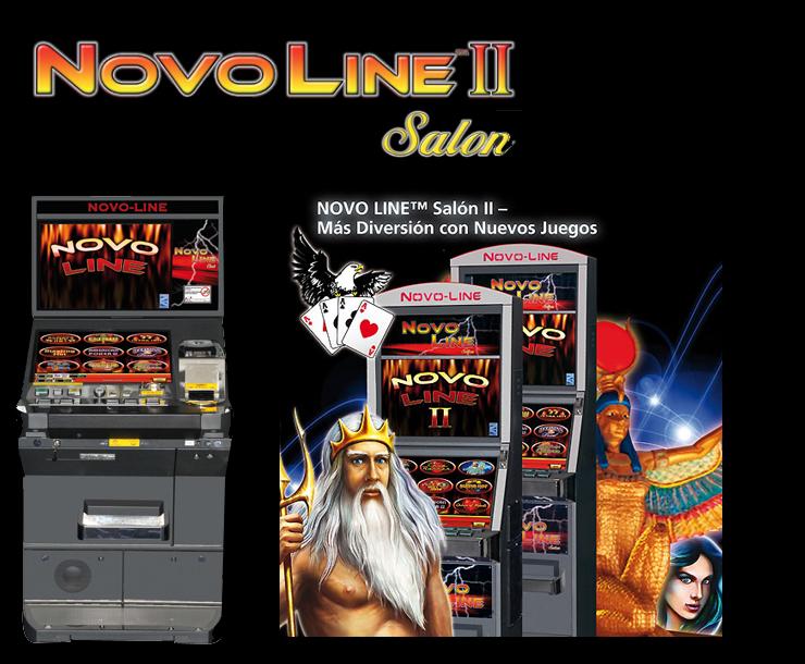 novo line 2